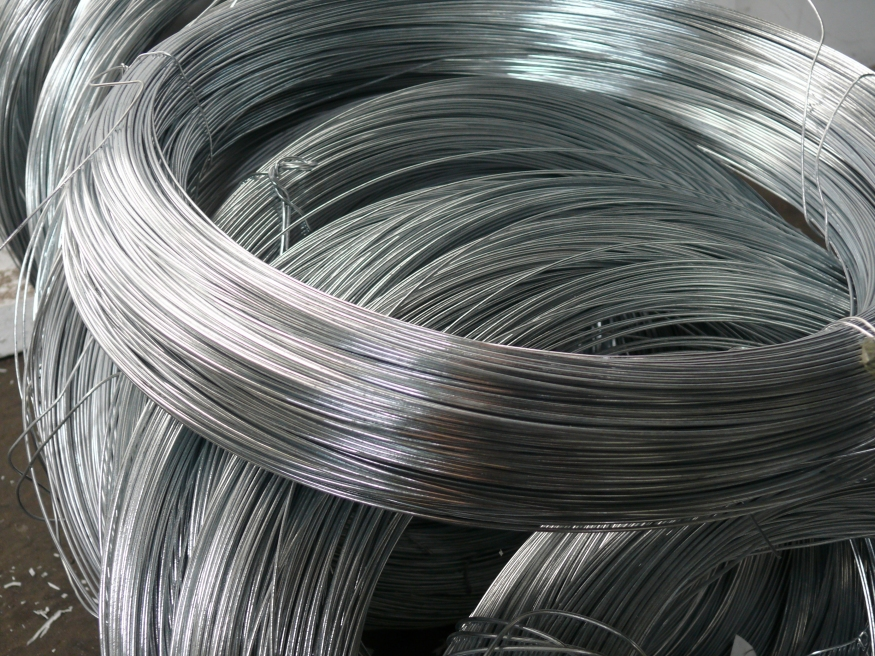 Galvanised Wire - Razor Wire